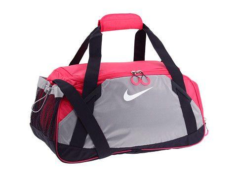 2f40cd221757 Nike Varsity Girl Medium Duffel Sport Fuchsia Fusion Pink (Anthractie)