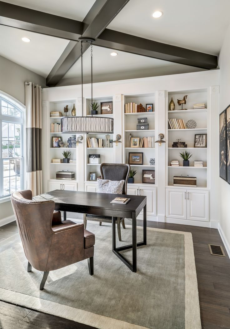 Office Decor Inspirations For Your Next Interior Design Project Check More Mid Century Pieces At Http Essentia Office Interior Design Home Office Decor Home