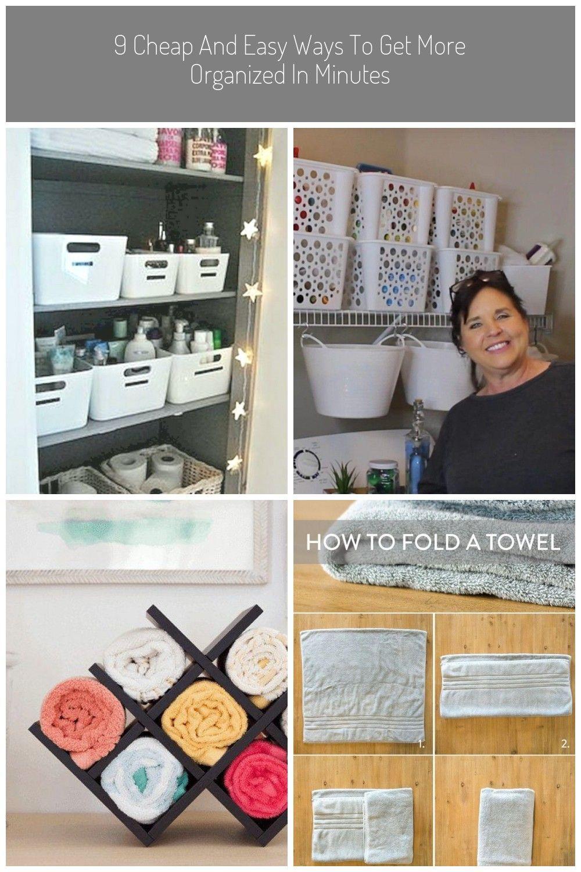 40 Great Diy Ideas For Organizing And Storing Bathrooms Aufbe Aufbe Bathrooms Diy Great Ideas Organi In 2020 Schrank Organisation Badezimmer Schrank Badezimmer