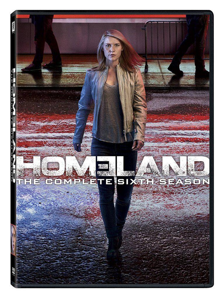 Homeland: Season 6 - 4 DVDs | Movie Posters #7 | Movie tv