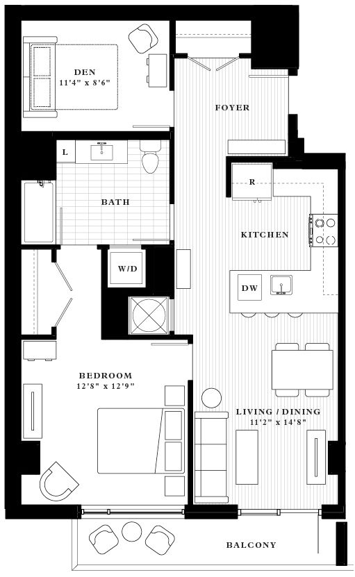 Floor Plans F1RST Residences home examples Pinterest Tiny