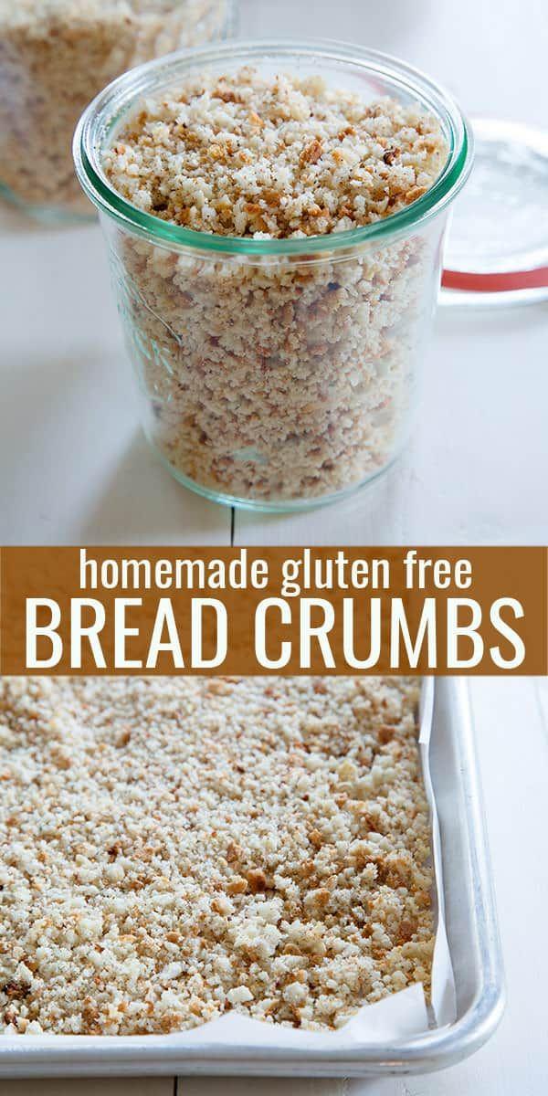 How To Make Gluten Free Bread Crumbs Gluten Free Bread Crumbs Homemade Gluten Free Bread Gluten Free Bread Crumbs Recipe