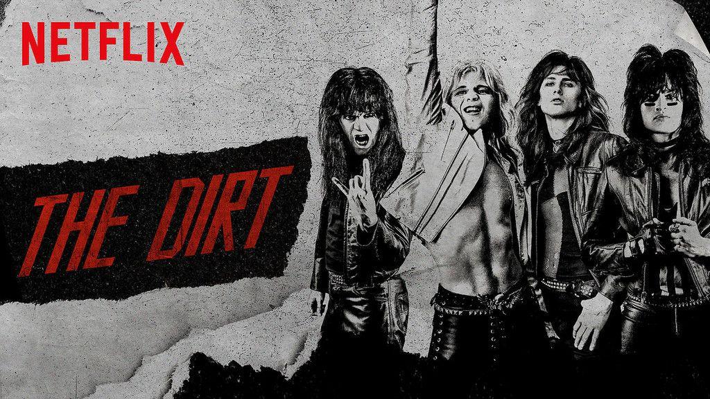 The Dirt Los Trapos Sucios Del Rock De Netflix Sacan A Flote Un Biopic Más Cercano A Jackass Que A Bohemian Rhapsody Netflix Original Movies Free Movies Online Movies Online
