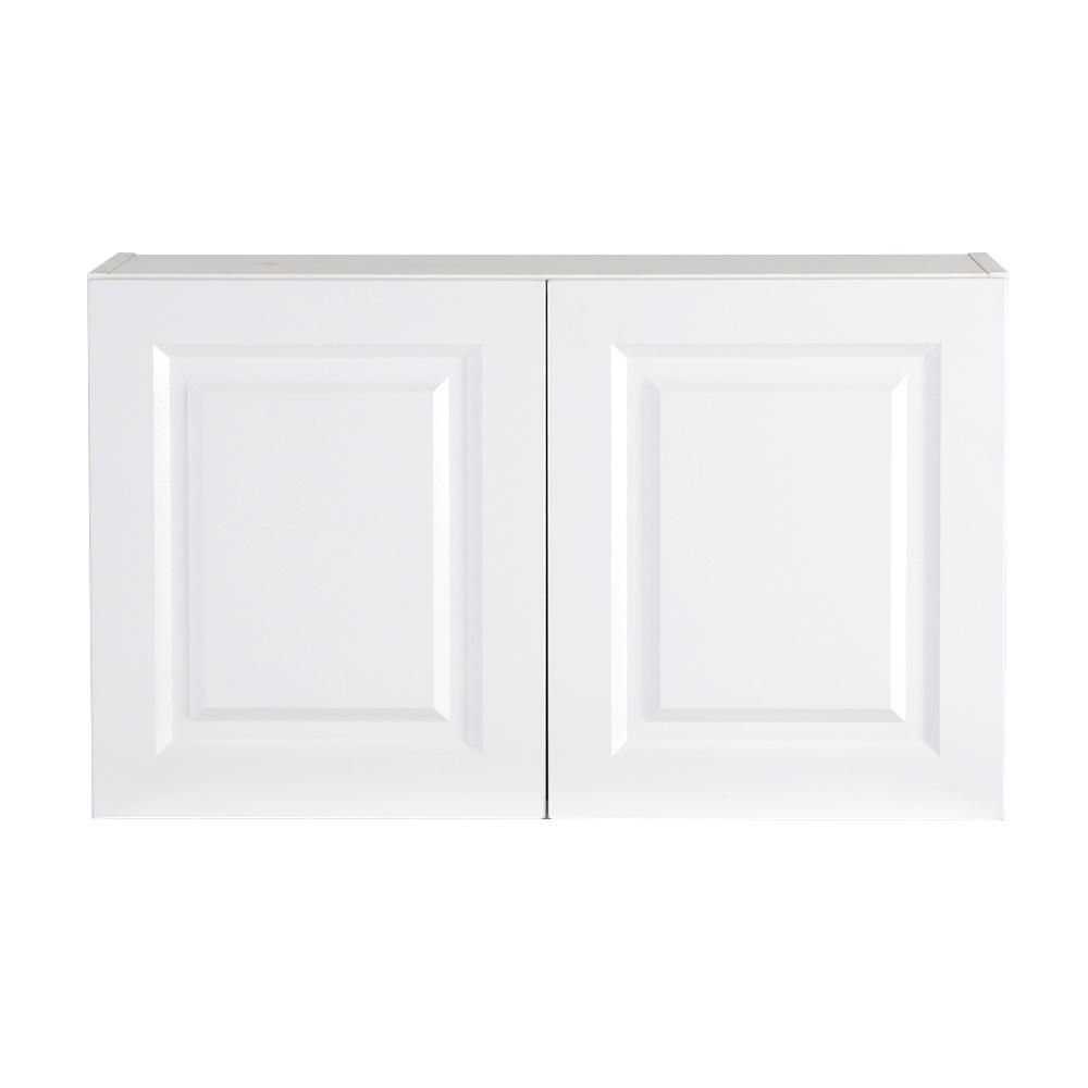 Best Hampton Bay Benton Assembled 30X18X12 In Wall Cabinet In 400 x 300
