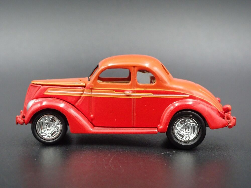 1937 Ford Coupe Hot Rod Rare 1 64 Scale Collectible Diorama Diecast Model Car Ford Ford Diecast Model Cars Ford Pickup Trucks Ford Ranger Pickup
