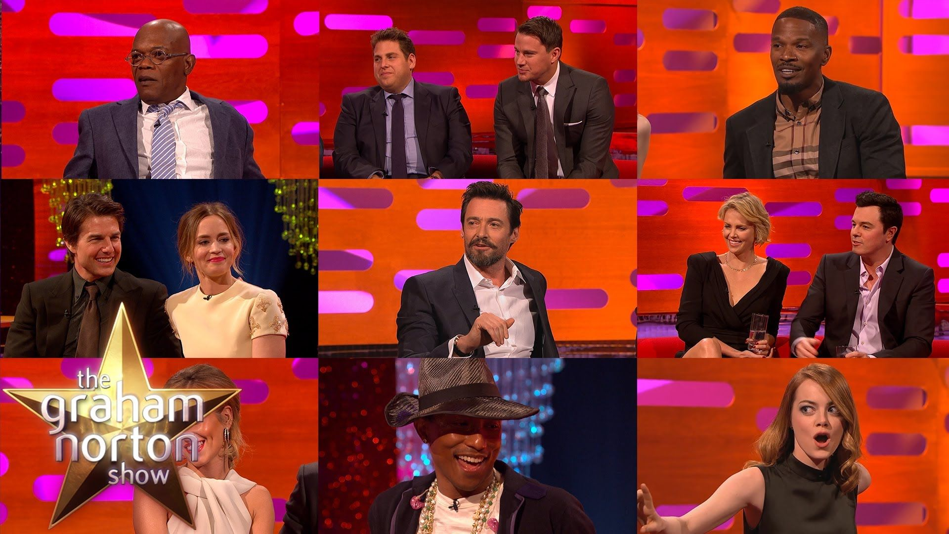 Best Moments of the Season - The Graham Norton Show