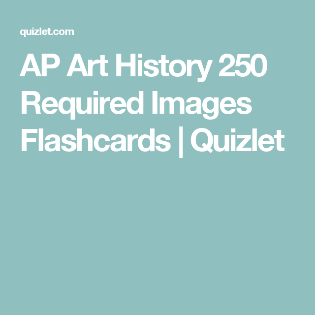 Photography Quizlet Art History