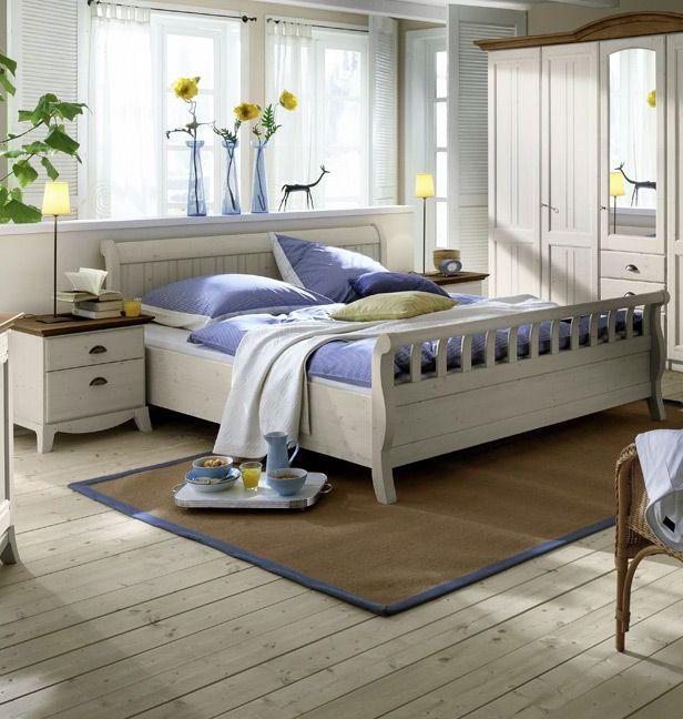 Schlafzimmer Veneto Plus Im romantischen Landhausstil gehalten