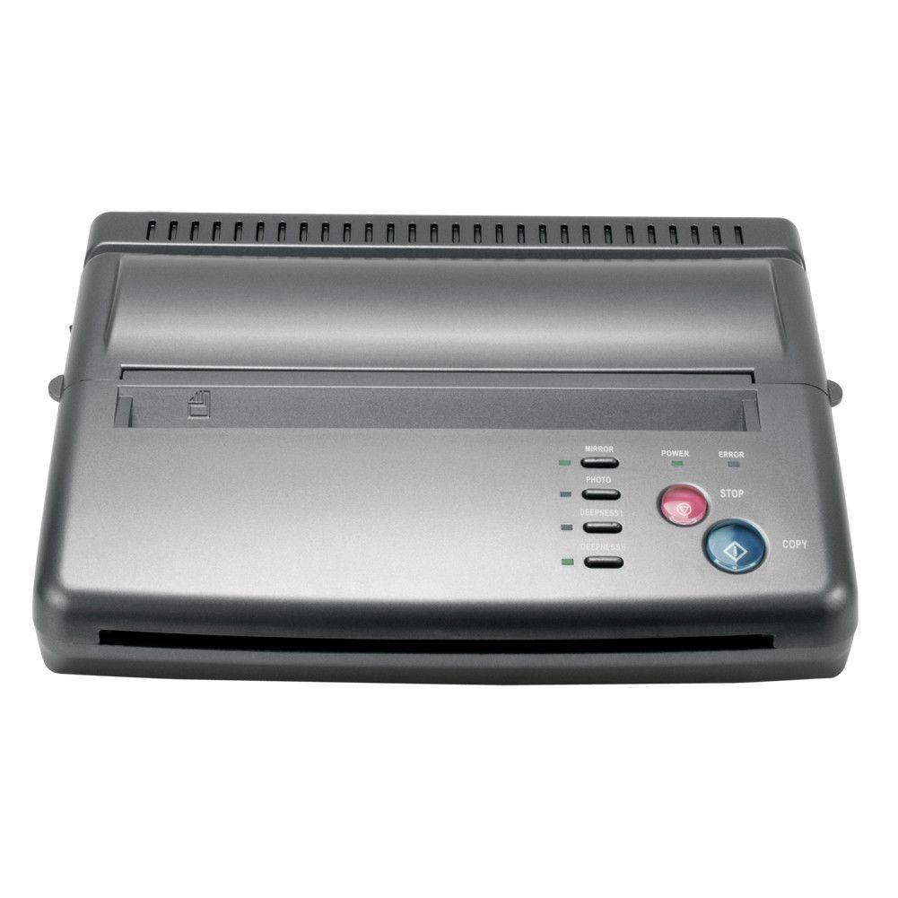 Dark grey tattoo stencil flash copier thermal copy paper