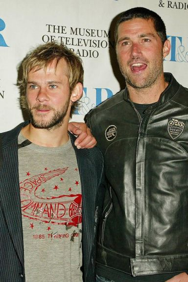 Dominic Monaghan Says Matthew Fox Beats Women...I knew there was something I didn't like about him....