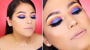 #MAQUILLAJE Colorido Pasó a Paso | Colorful Makeup Tutorial | May Orsa  – Maquillaje