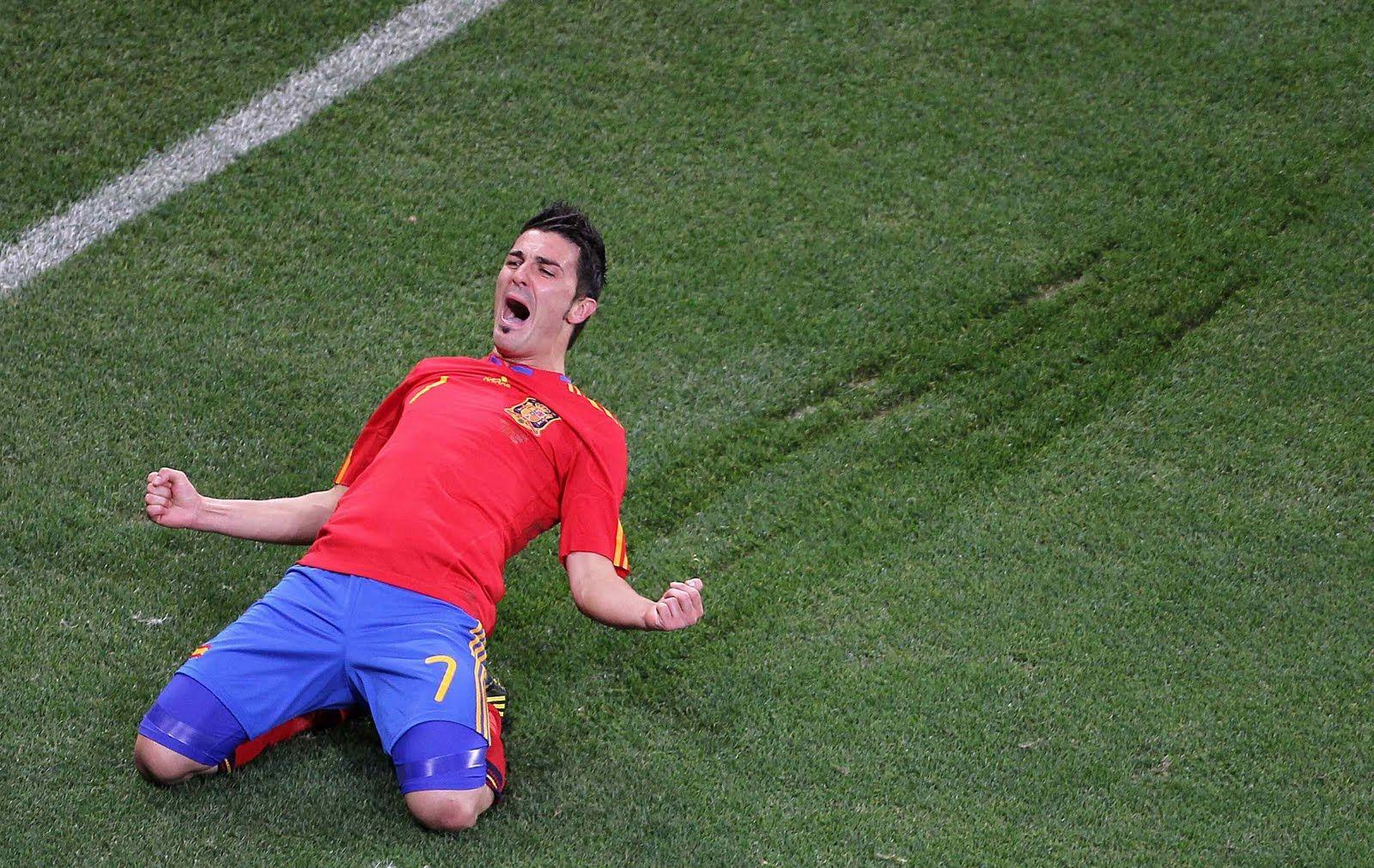 David Villa | Sports | Pinterest | Villas