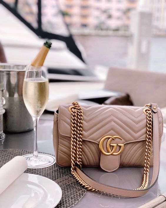 Photo of Trending: Gucci Marmont Bag