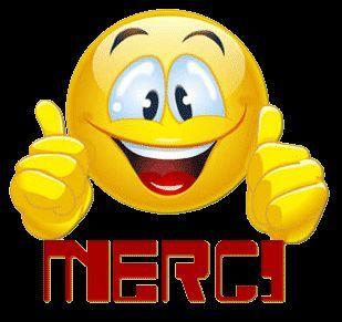 Epingle Par Chris Sur Emoji Merci Gif Smiley Heureux Emoticone