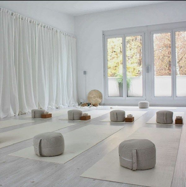 Best Yoga Studio Design Ideas 16 Bosidolot Yoga Studio Design Yoga Studio Decor Yoga Studio Home
