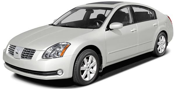 The Est Nissan Maxima 2004 2008 For Review