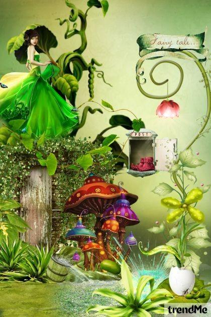 Fairytale Glenn - Combinaciónde moda