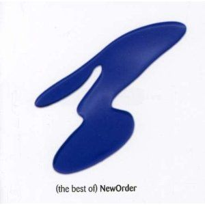New Order - The Best Of New Order  Designed by Peter Saville