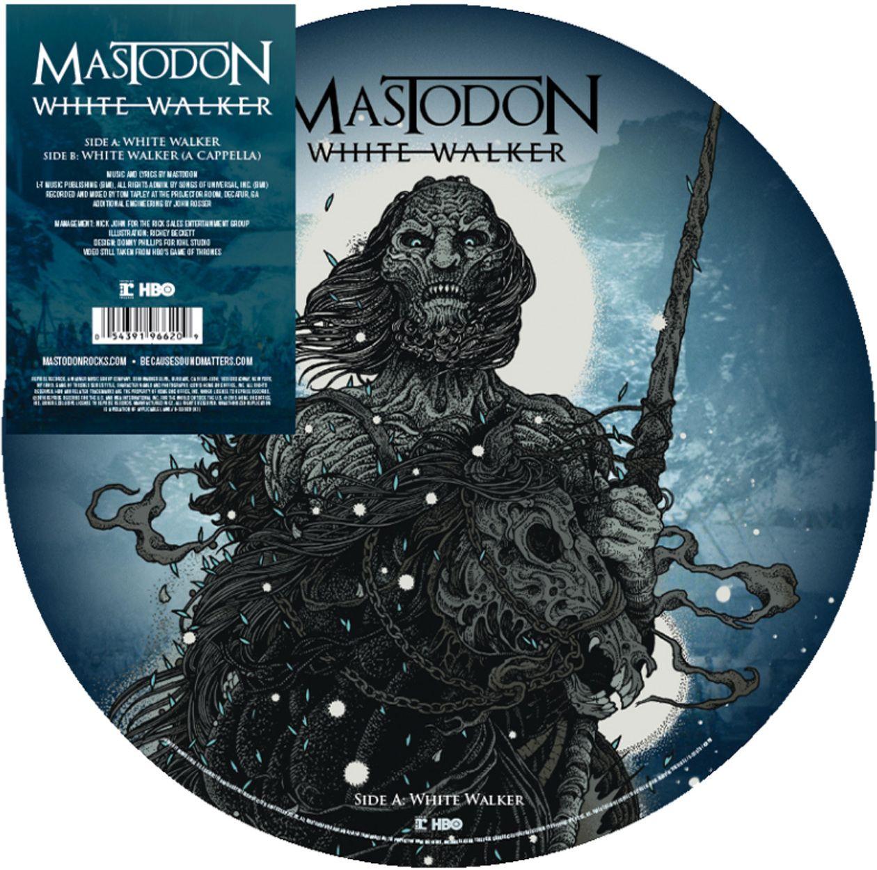 Mastodon / White Walker (2016)
