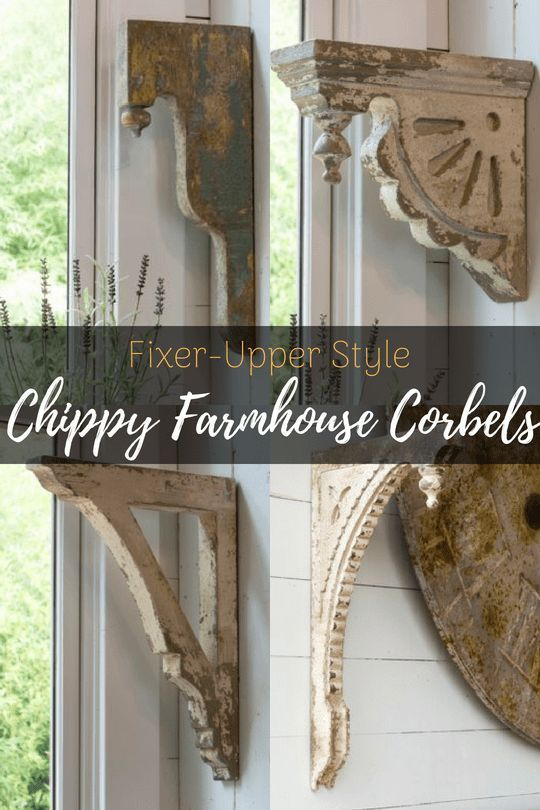 Easy DIY Corbel Table - Maebells