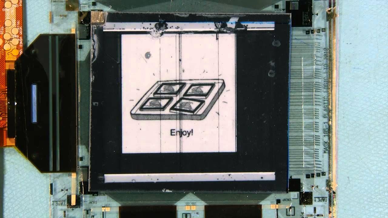 First #graphene-based flexible display produced | University of Cambridge @Cambridge_Uni