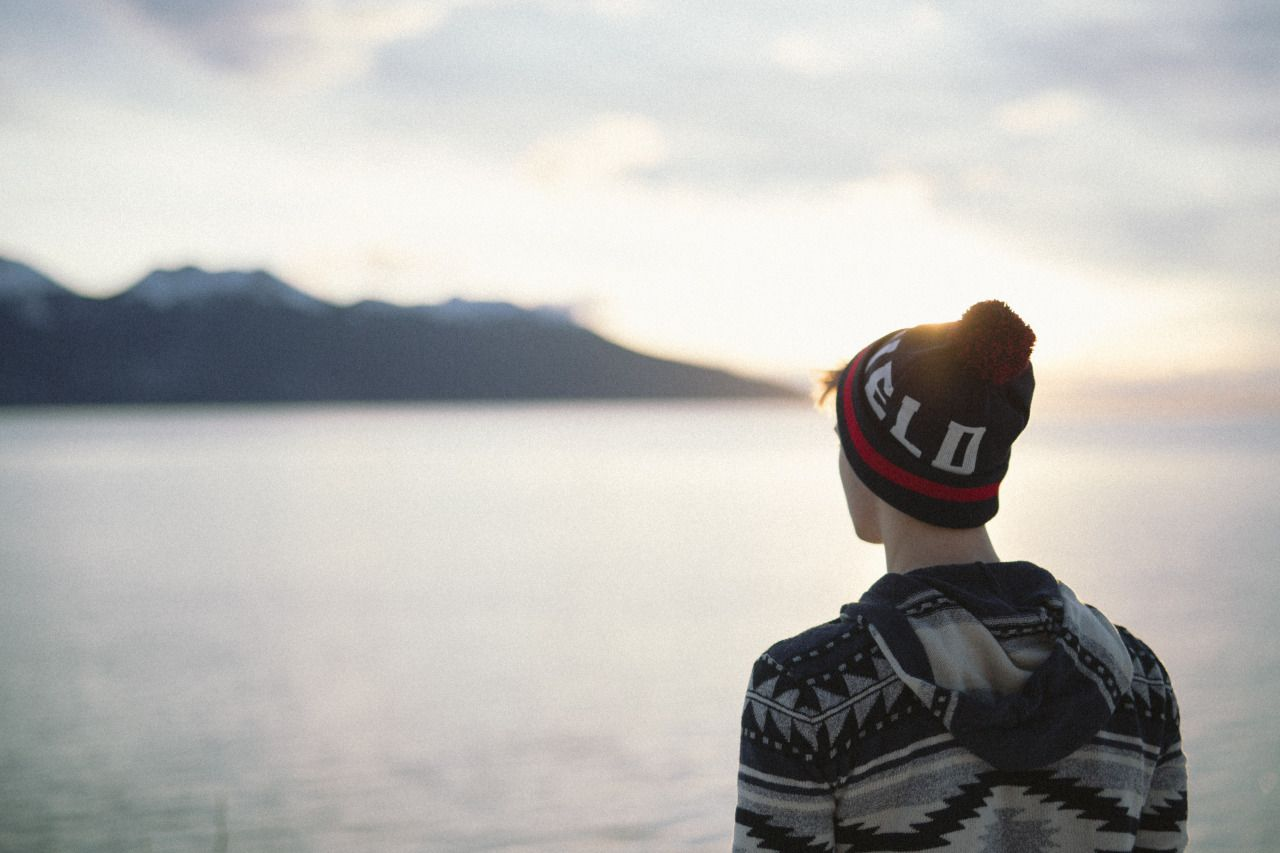 Alaska sunsets.
