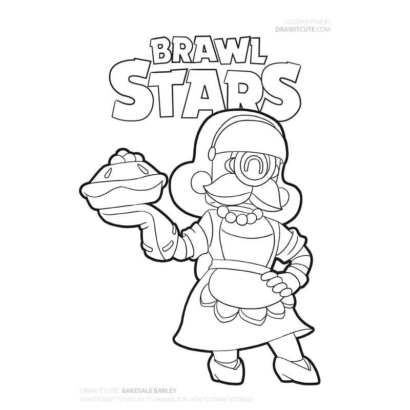 brawl stars malvorlagen zumba