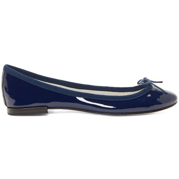 Cinderella patent leather ballet pumps Repetto