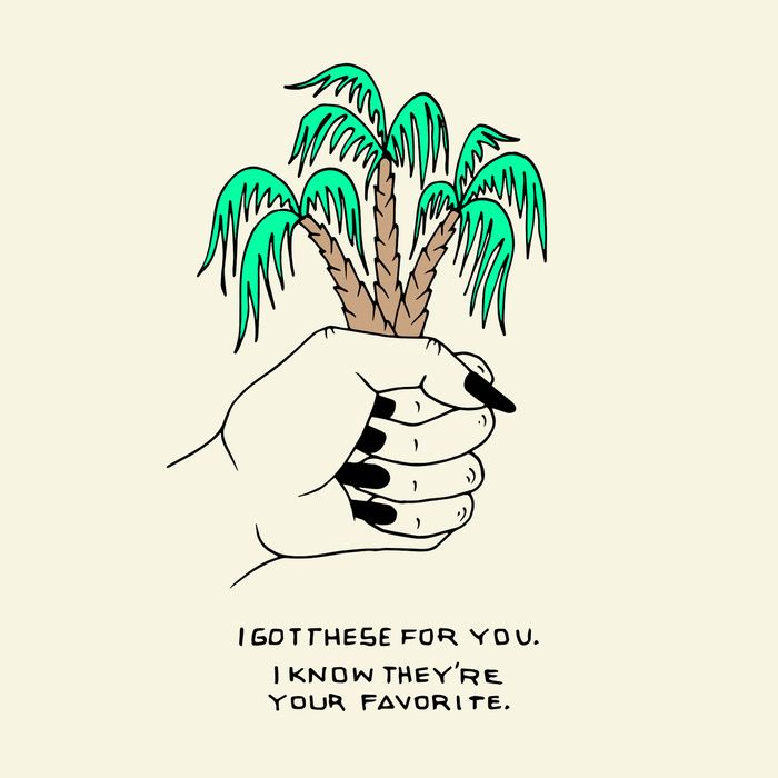 """""""I GOT THESE FOR YOU"""" Art Print by Wesley Bird on Society6."""