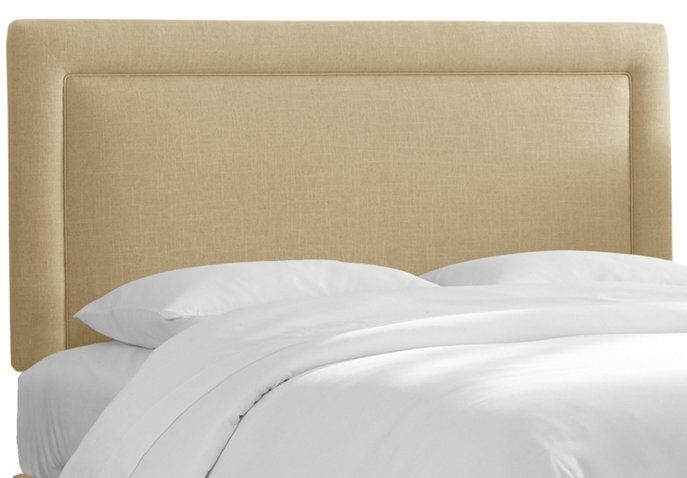 Collins Headboard, Sand - Headboards - Bedroom - Furniture One - Lane Bedroom Furniture