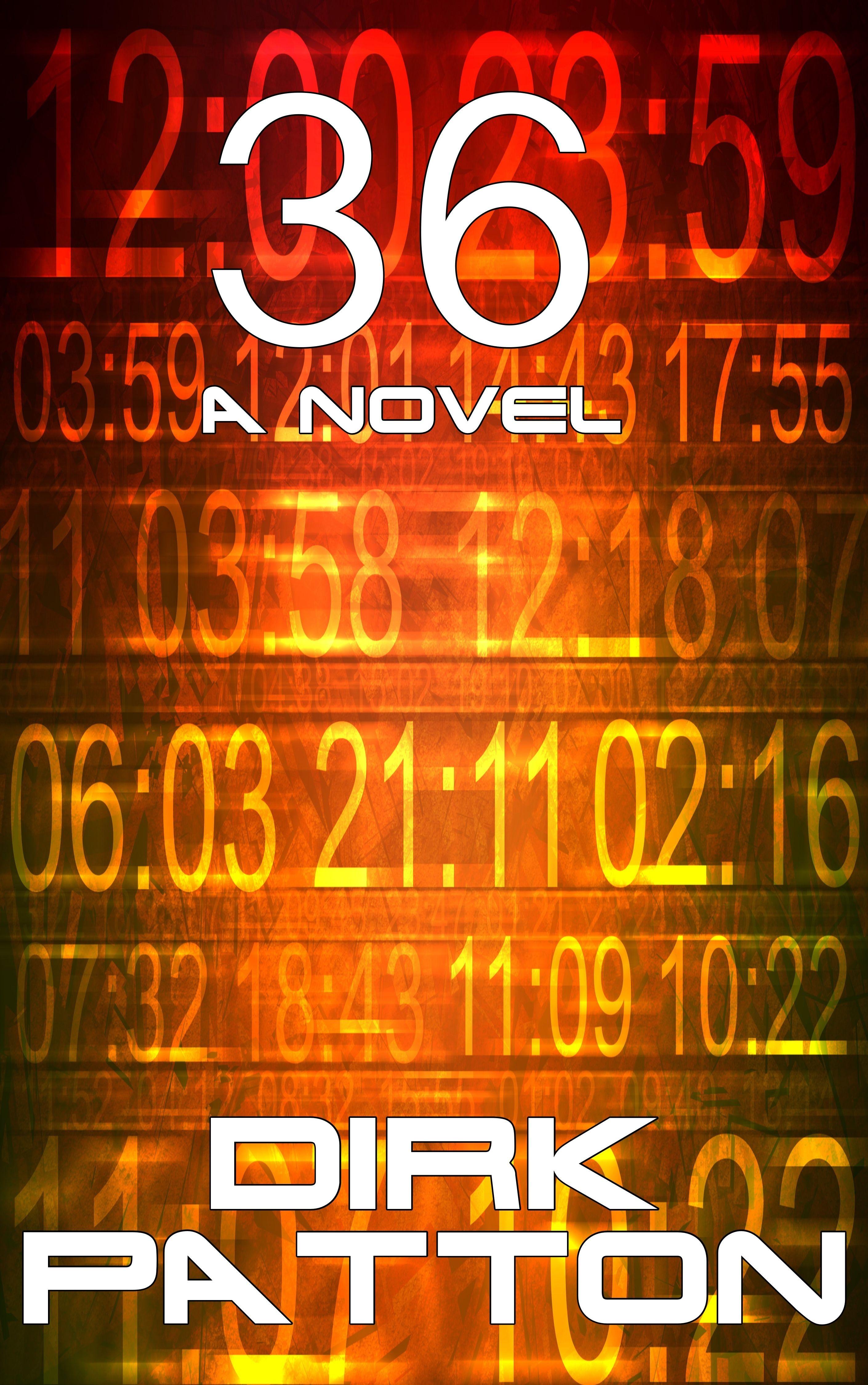 Dirk patton 36 novels novels worth reading political