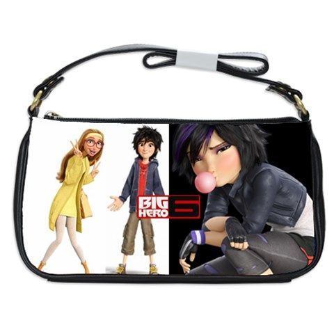 BIG HERO 6 MOVIE HANDBAG ONLY $19.99.  Many other BIG HERO 6 items available at the link below: http://www.blujay.com/?page=profile&profile_username=officer1963&catc=89006000