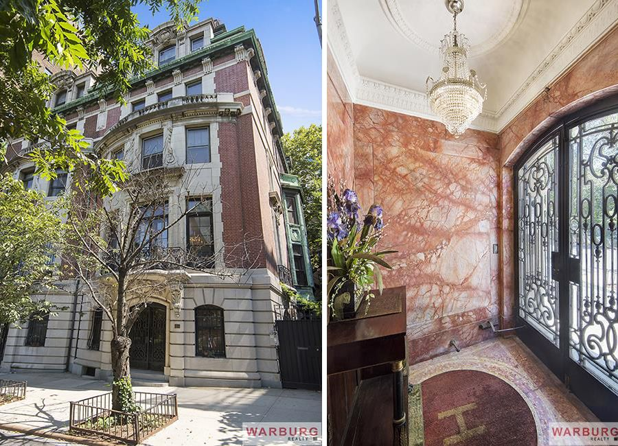 Grand 113YearOld Riverside Drive Mansion Lists for 19
