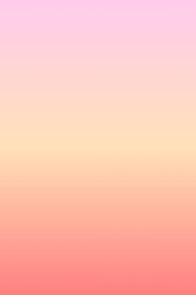 Peach wallpaper iPhone moods Pinterest Peach