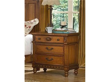 Shop For Kathy Ireland Home By Vaughan Furniture Company Southern Heritage  Night Stand, 327