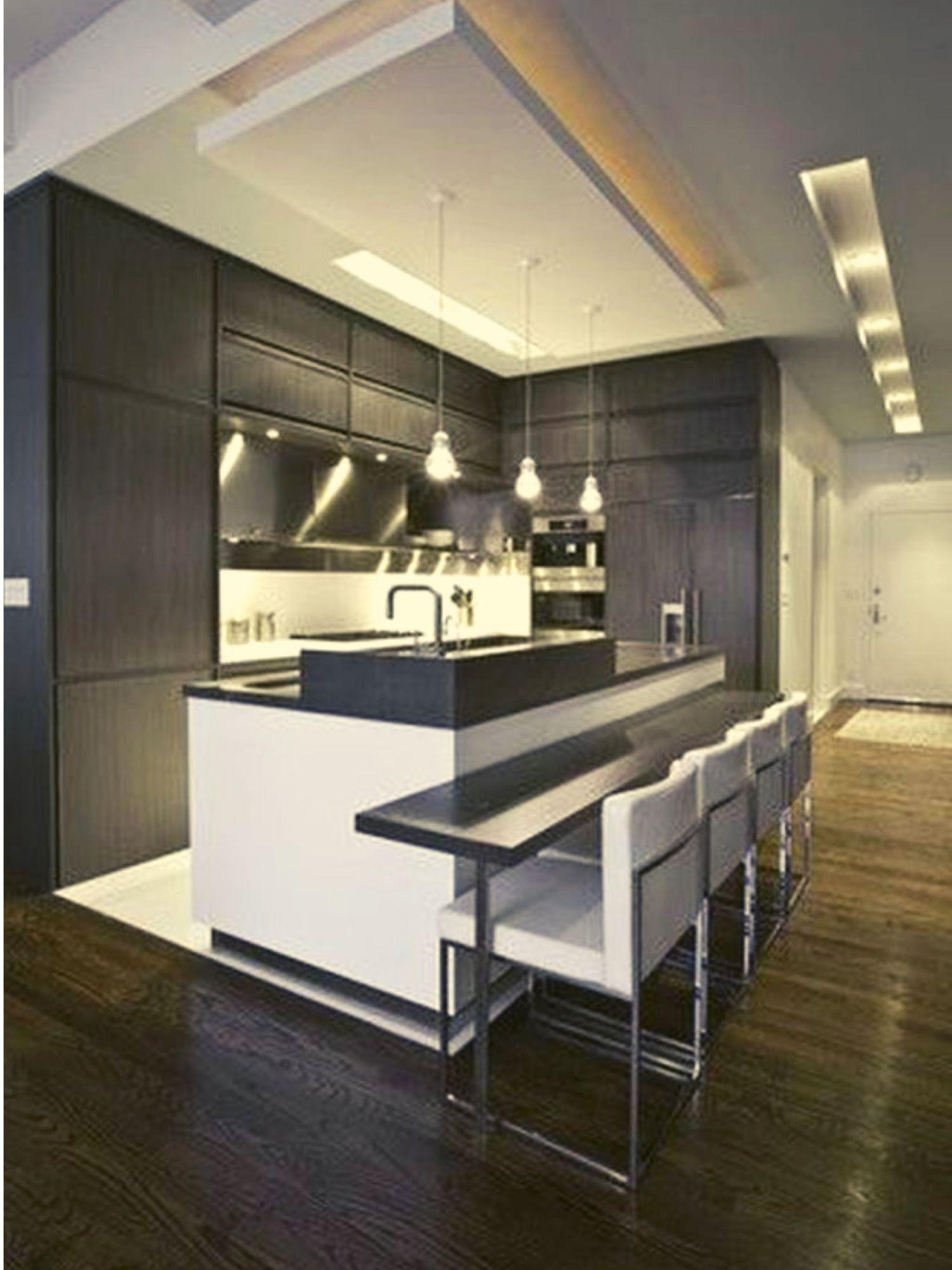 The best Urban Modern Interior Design Kitchen 9 ...