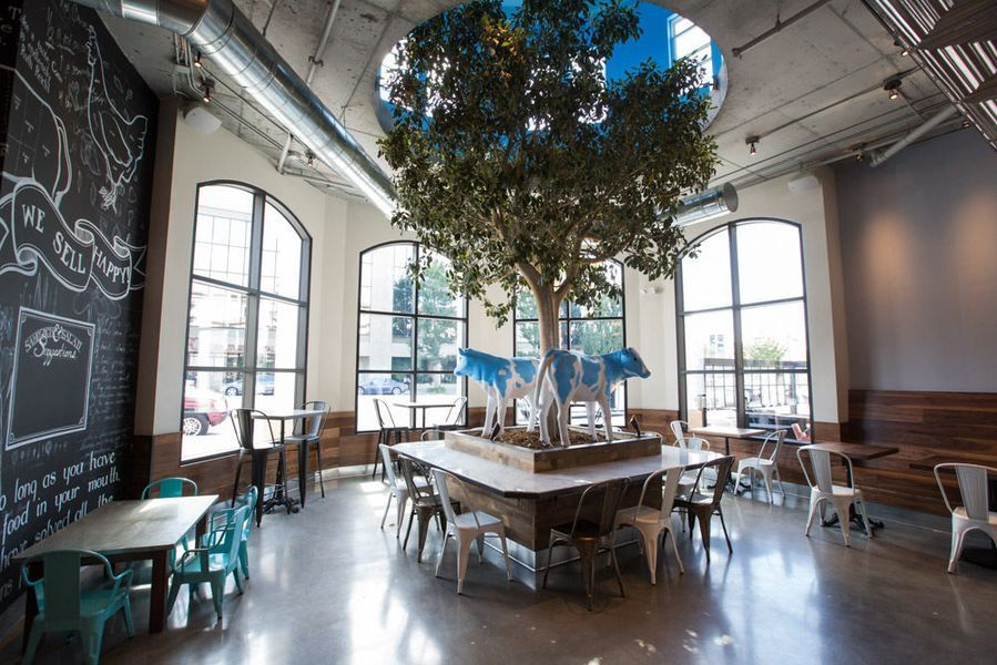 Mendocino Farms Gets A Cheerful Look In Sherman Oaks Eat