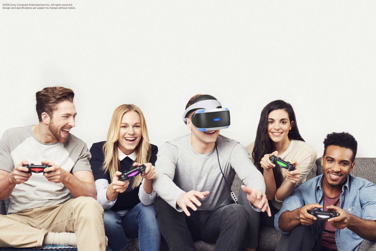 PlayStation VR bundles featuring the Camera and Move will be...: PlayStation VR bundles featuring the Camera and Move will… #PlayStationVR