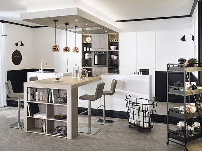 Notre sélection de cuisines de rêve - Elle Décoration Kitchens