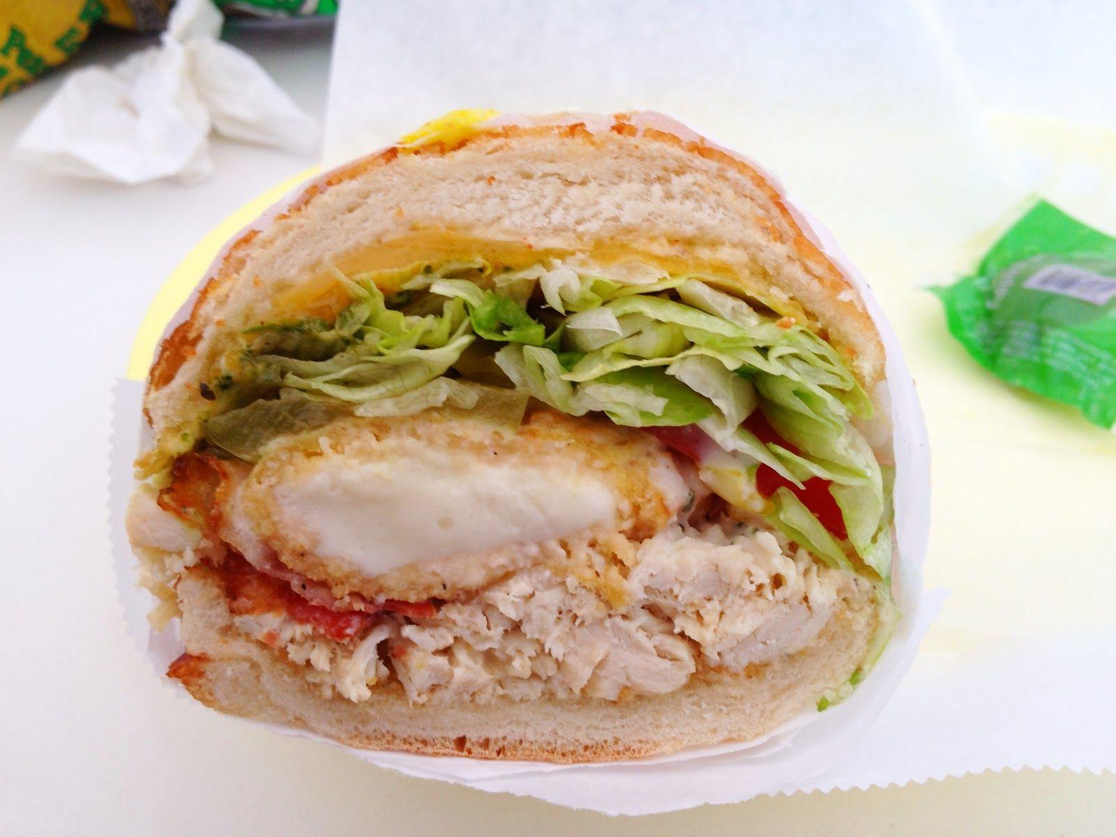 Ikes lair sandwich foodie food food tours