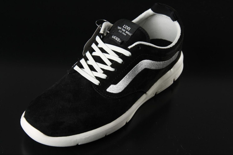 Vans - Vans M ISO 1 5 Sneaker Scotchgard Black VXB8I62 - Fahrenheitstore