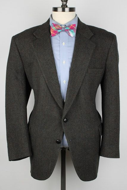 Mens tweed jacket 38s
