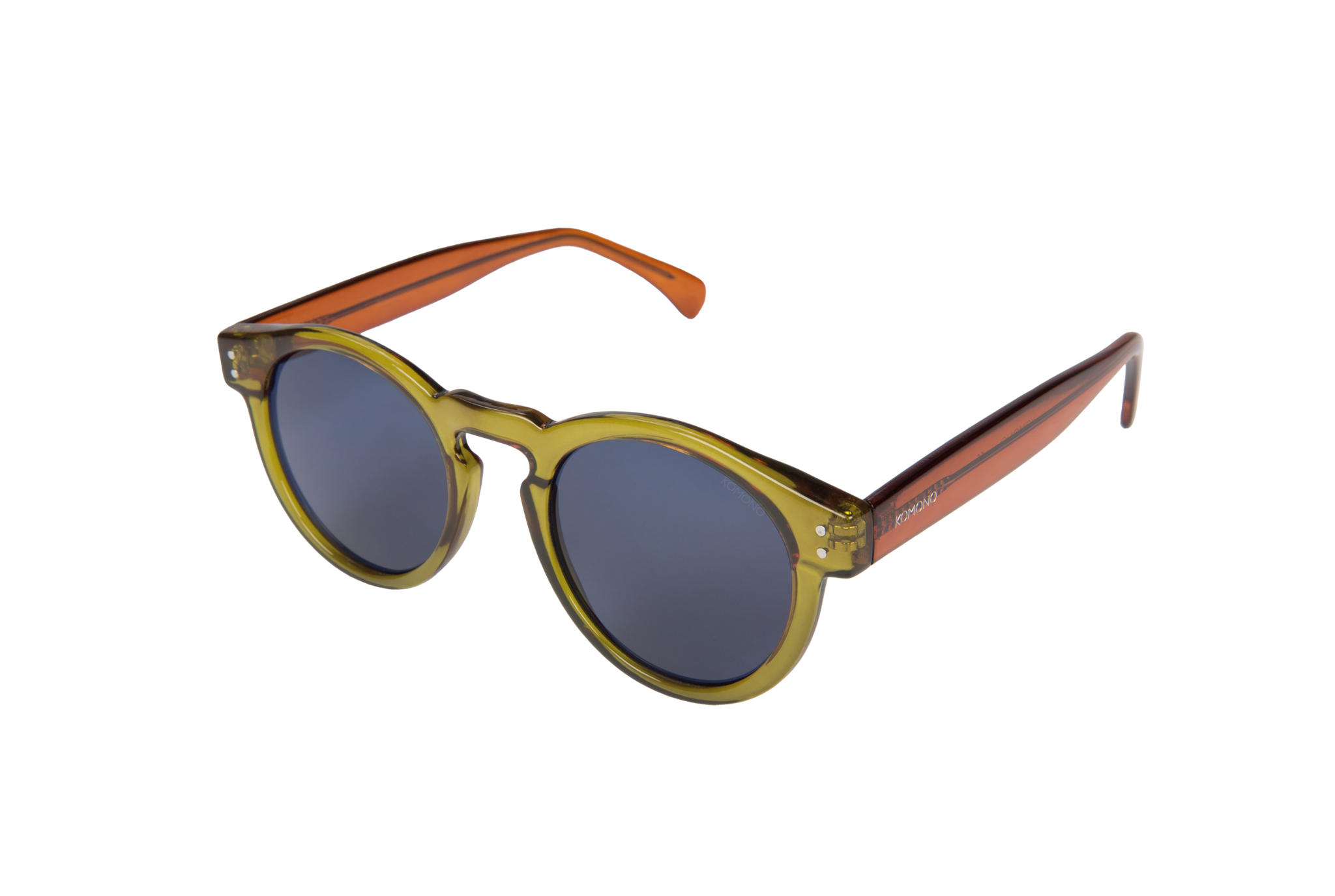 Komono quality sunglasses. The Clement has a very popular frame design for men and women.