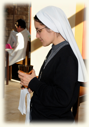 Our Life Of Prayer Franciscan Sisters T O R Bride Of Christ Sisters Franciscan