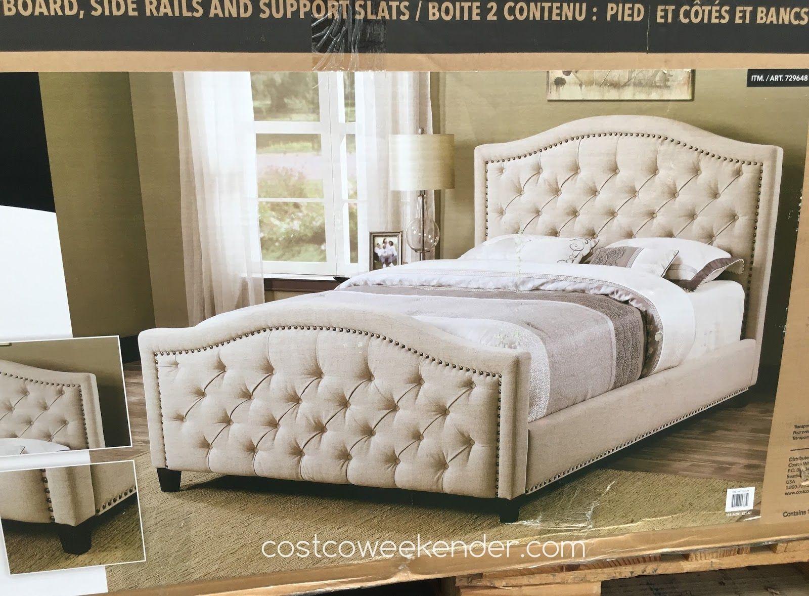 Pulaski Furniture Queen Upholstered Bed Upholstered Beds Bed Furniture Design Bed Design