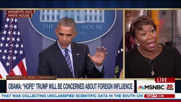 Joy Reid Lays Blame Where It Belongs: On The FBI | Crooks and Liars