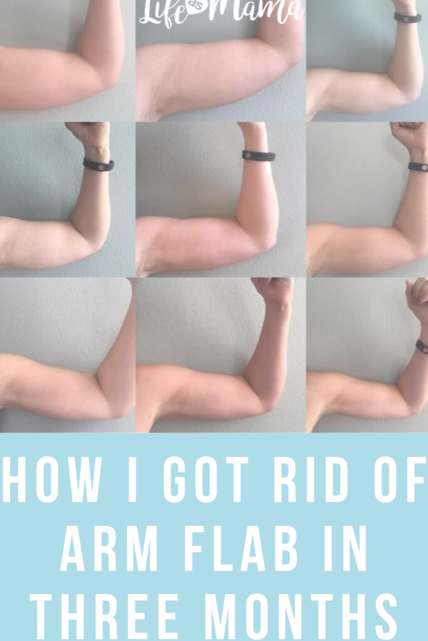 How I Got Rid Of Arm Flab In Three Months | #fitness #womensfitness #health #workouts