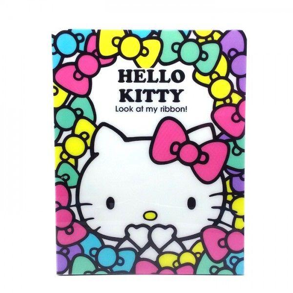 Kawaii Hello Kitty notepad