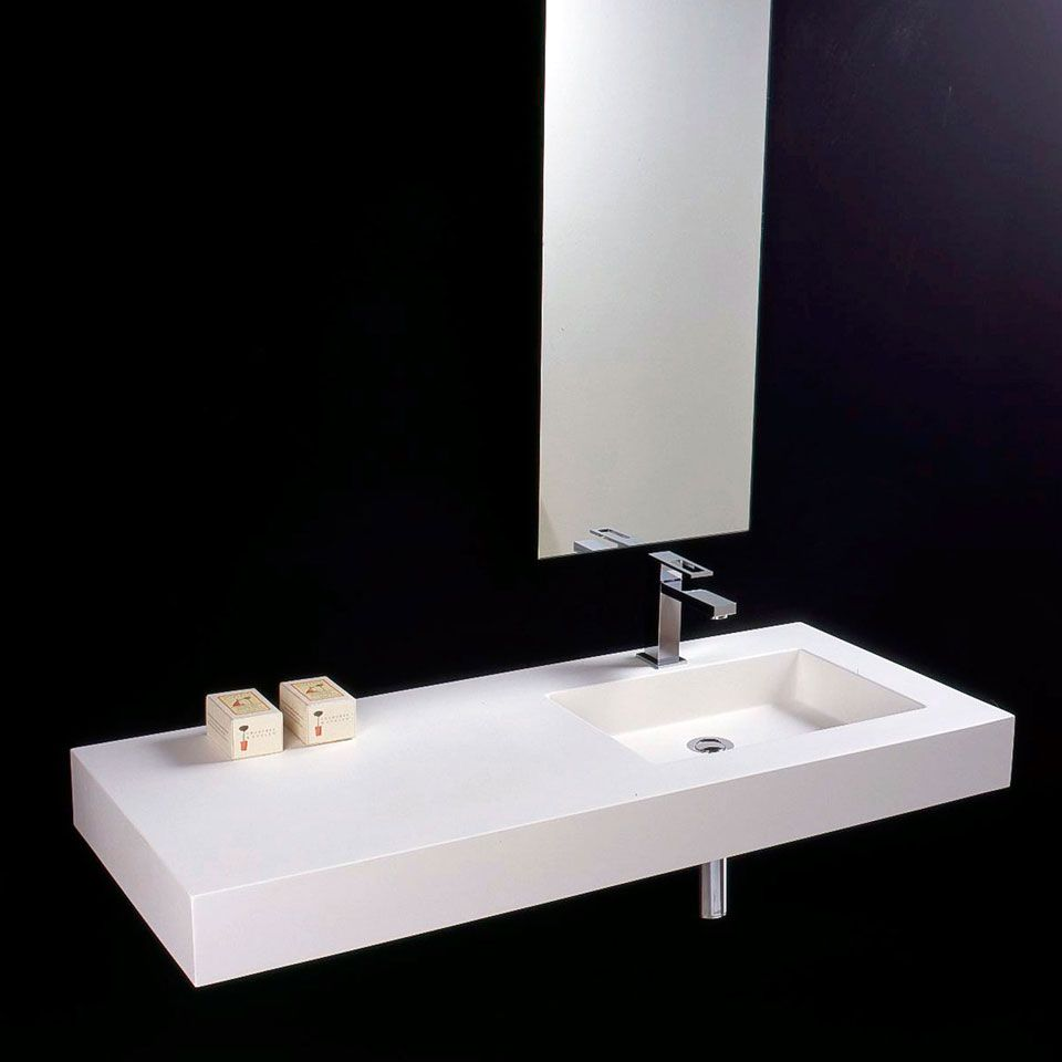 Porcelanosa Sinks The Basin Tends To Be One Of The Main Features Of Any Bathroom