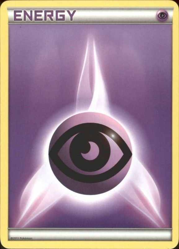 10 X Psychic Pokemon Basic Energy Card Lot Purple For Deck